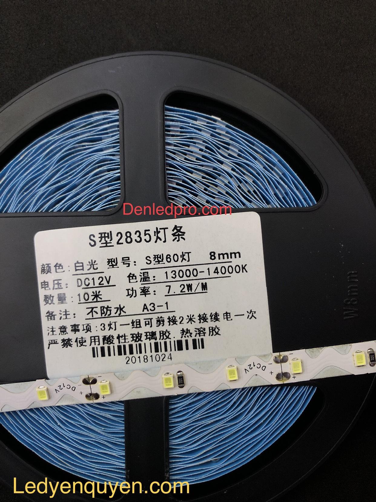 LED Dây Chữ S IP 20