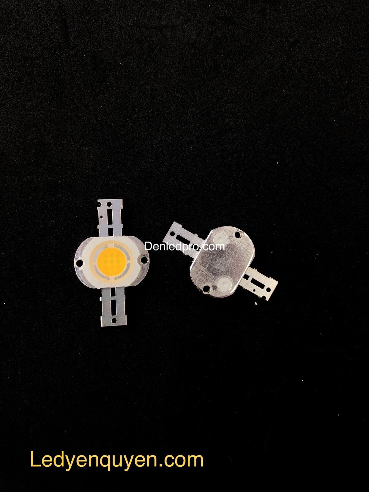 Chip Led 10W Warm White SY 10.5v-11v