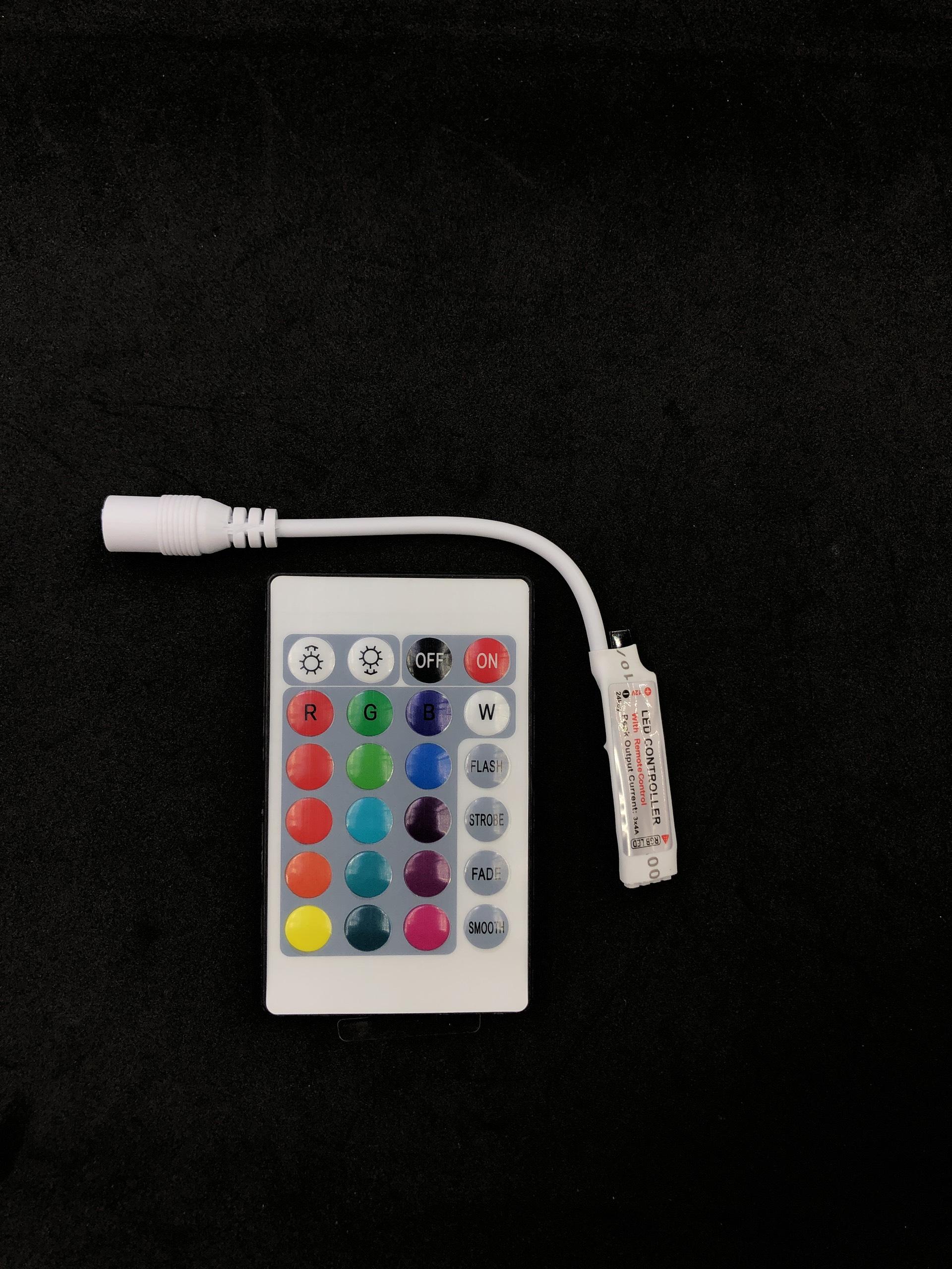 Bo Khiển LED RGB Mini Remote