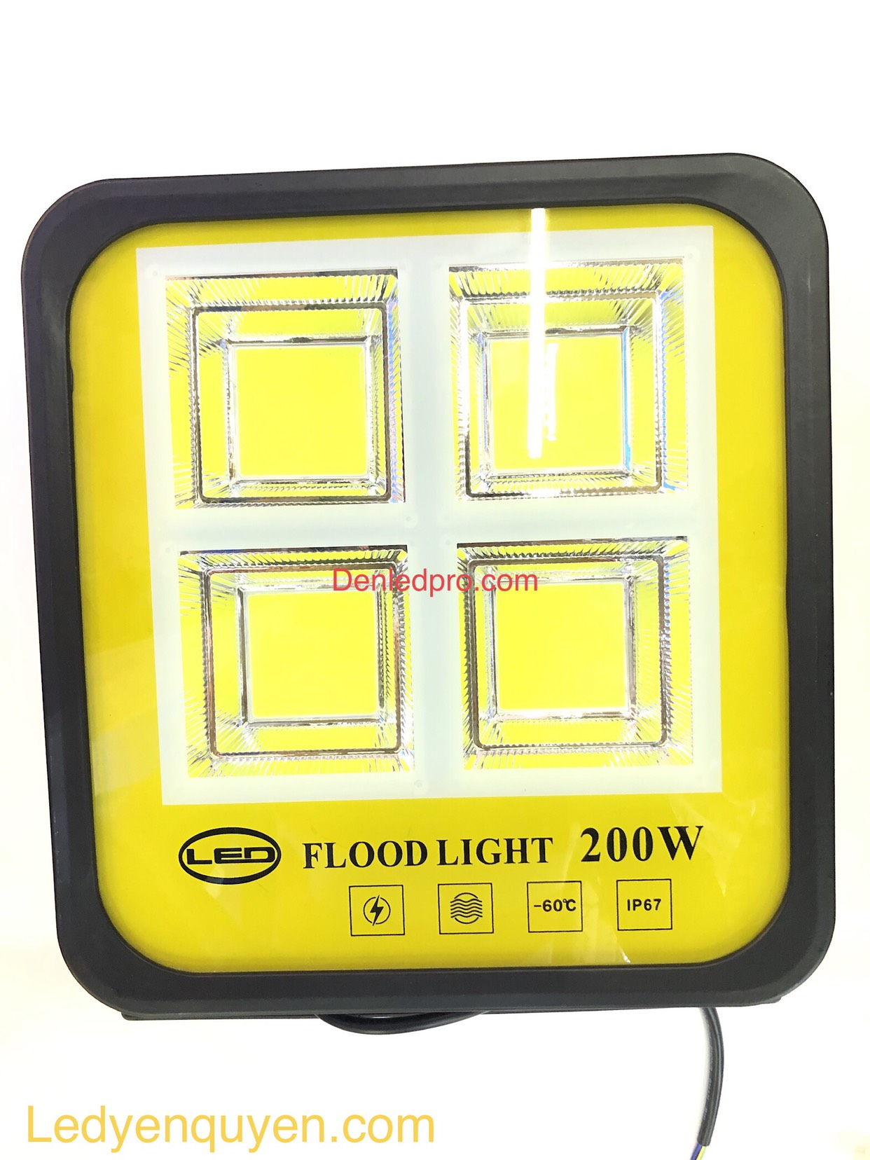 Đèn Pha LED Kim Cang 200W