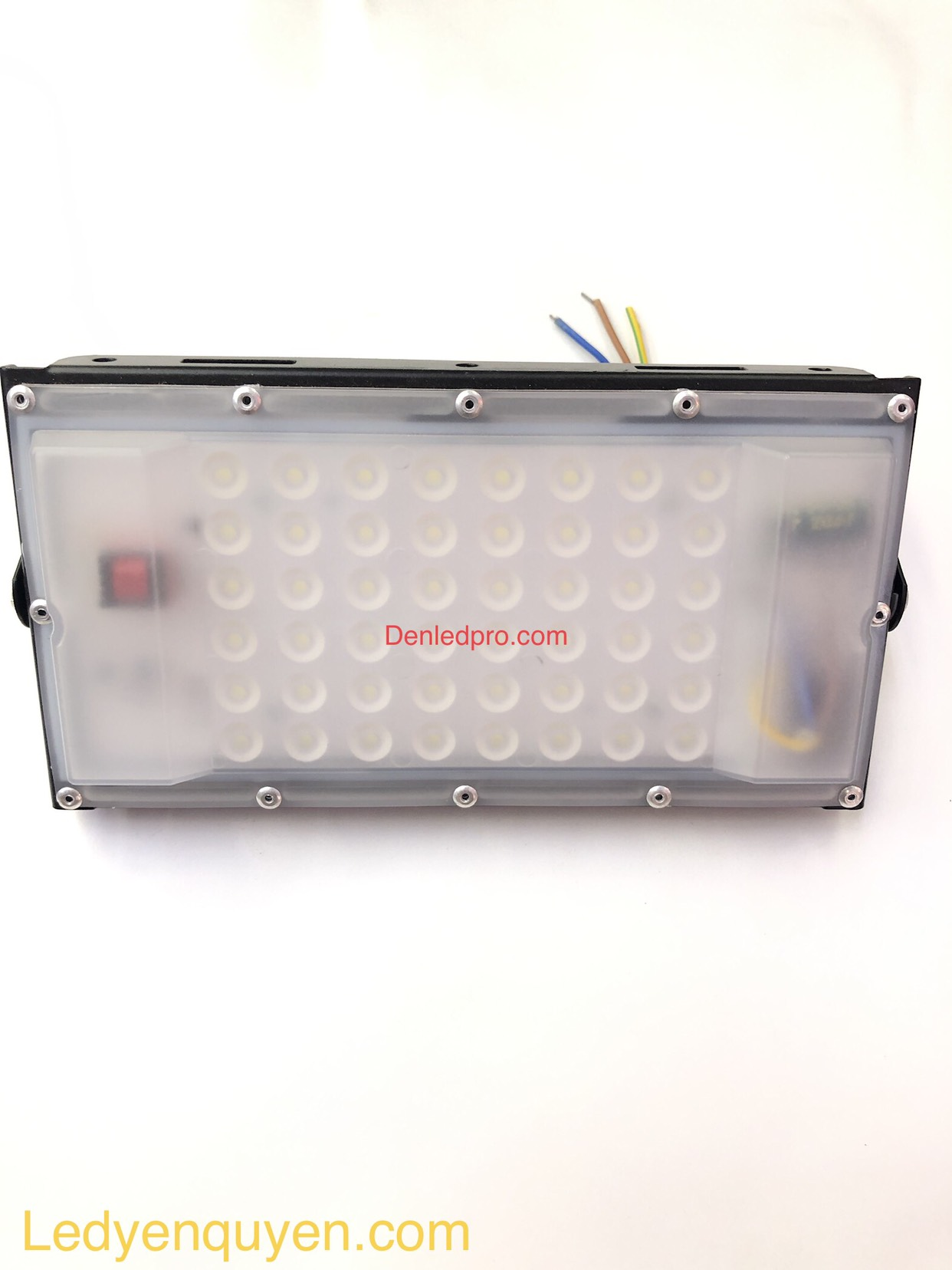 Đèn Pha LED Modum 50W Trắng Mini Đục