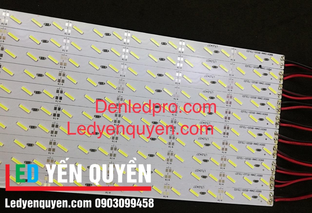 LED Thanh 1m 12V Chip 8520