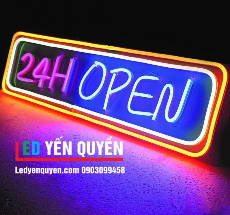 LED Neon 12v Vàng Chanh (Cuộn 5M)