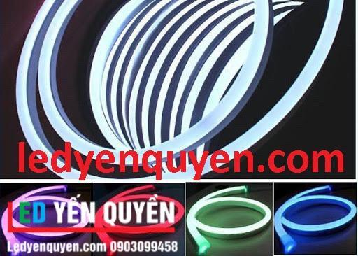 LED Neon 220v Trắng