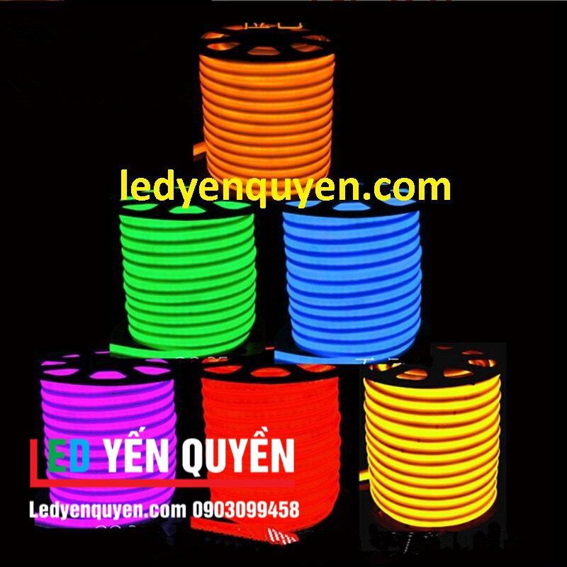 LED Neon 220v Hồng