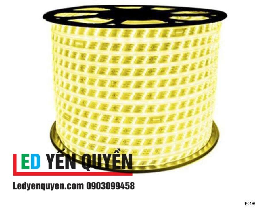 LED Dây 220V SMD 2835 3 Hàng LED
