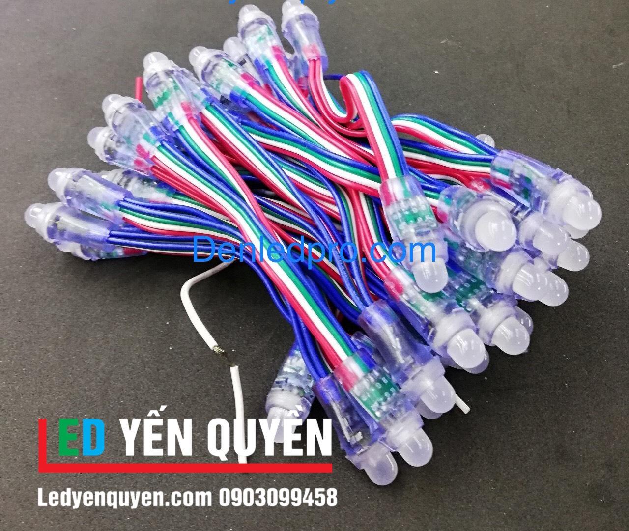 LED F8 FULL Đúc IC 6803 - 9883