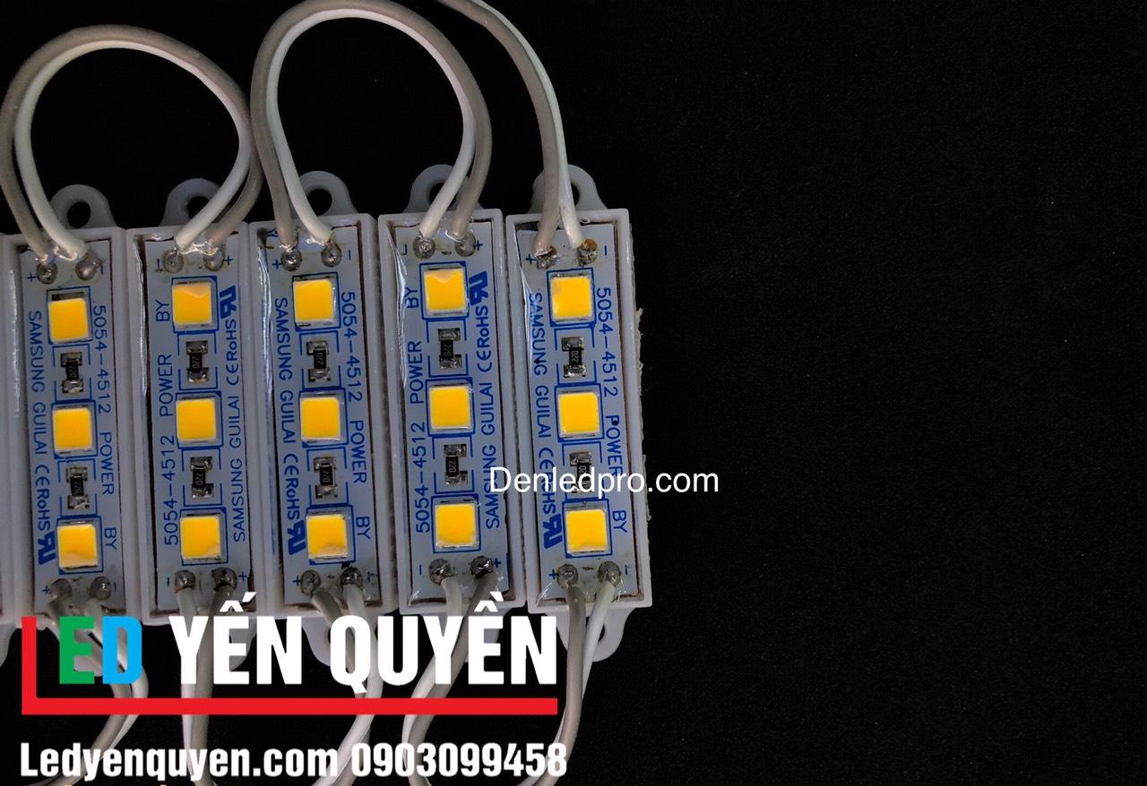 LED MODULE 3B 5054 Samsung Ngắn