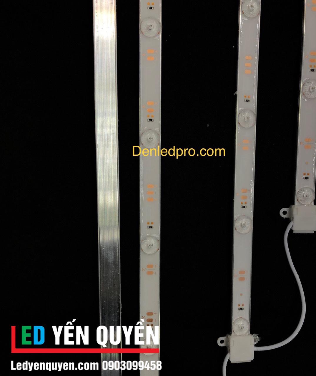 LED Mành 12v Trong Nhà